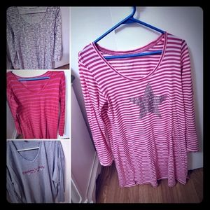 Victoria secret Long Sleeve Night Gowns